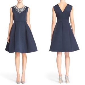 Kate Spade Embellished Cambria Dress - Like New!